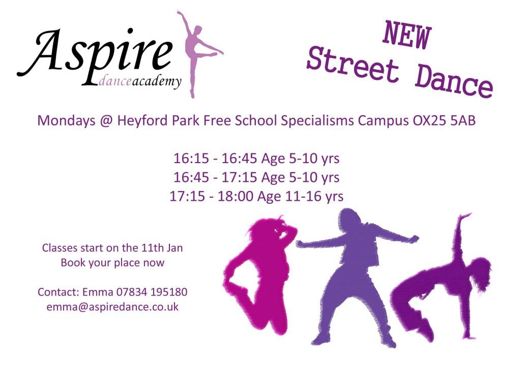 Heyford Street Mondays
