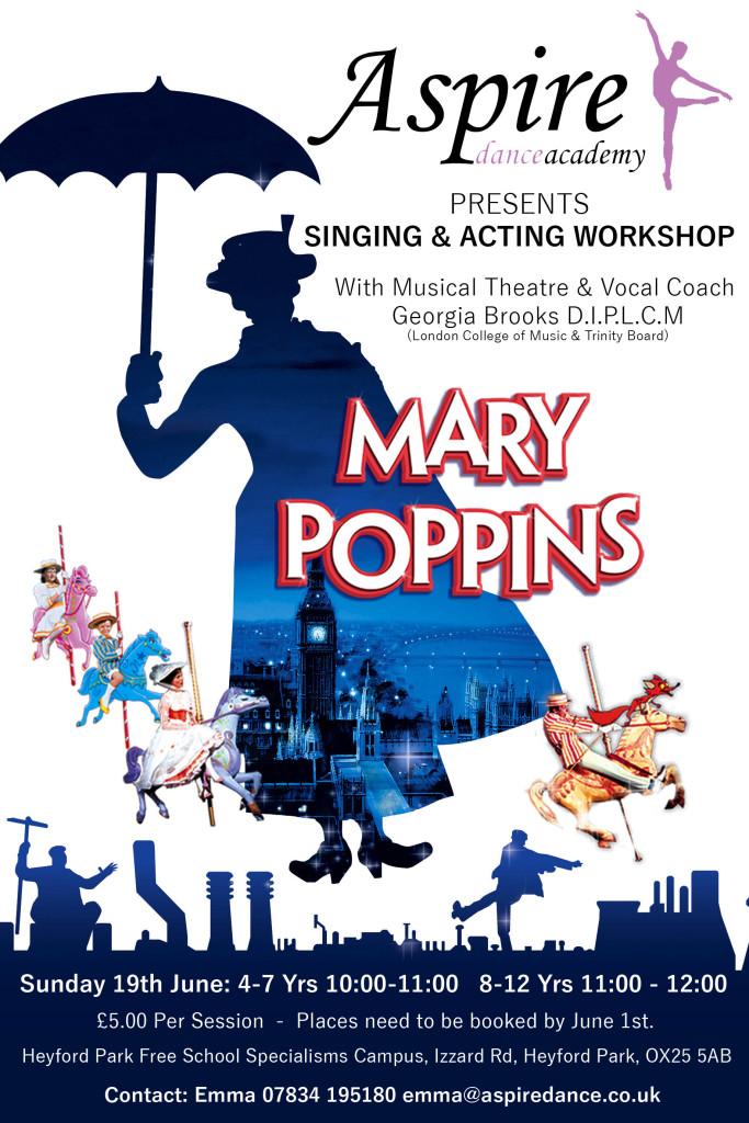 Mary Poppins Workshop fb